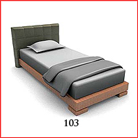 103.Tempat Tidur & Kasur Cover