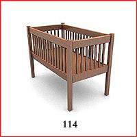 114.Tempat Tidur & Kasur Cover