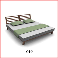 19.Tempat Tidur & Kasur Cover