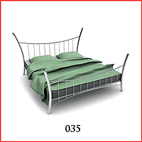 35.Tempat Tidur & Kasur Cover