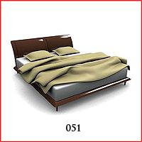 51.Tempat Tidur & Kasur Cover