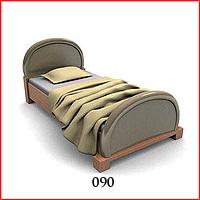 90.Tempat Tidur & Kasur Cover