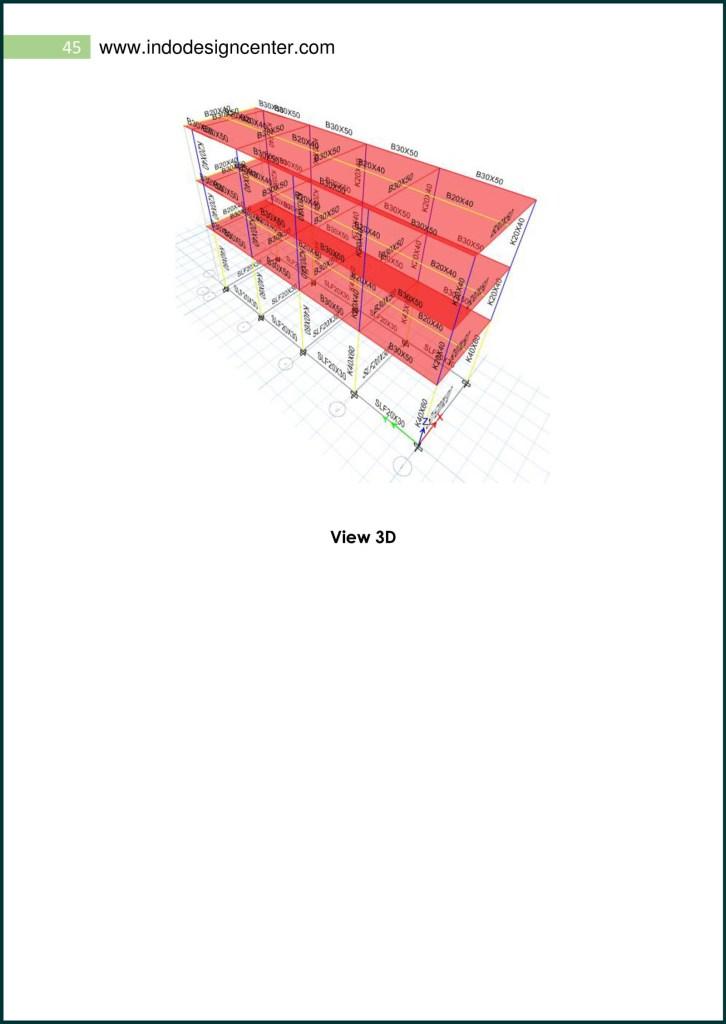 Analisa Struktur Ruko (45)