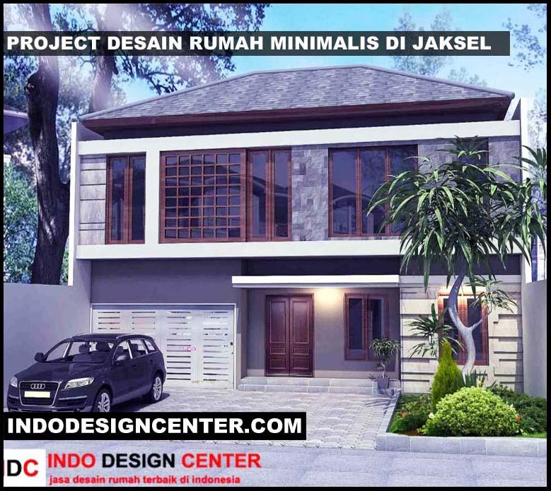 Desain Rumah KODE 2Lt 007