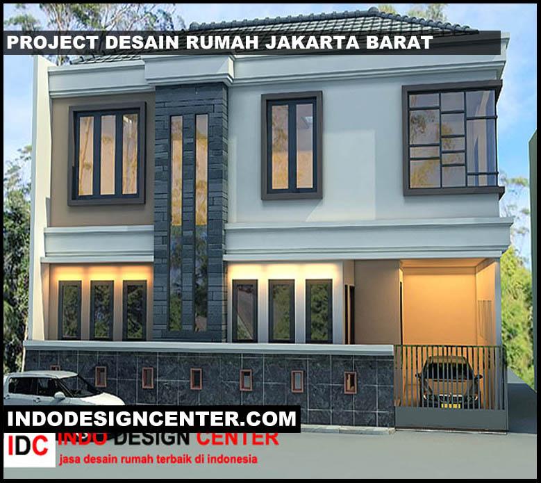 Desain Rumah KODE 2Lt 009