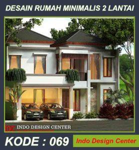 Jasa Arsitek Di Bandung Desain Rumah Bu Faranisa