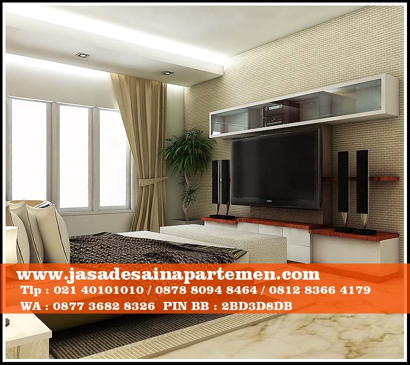 Design Kamar Tidur Apartement (2)