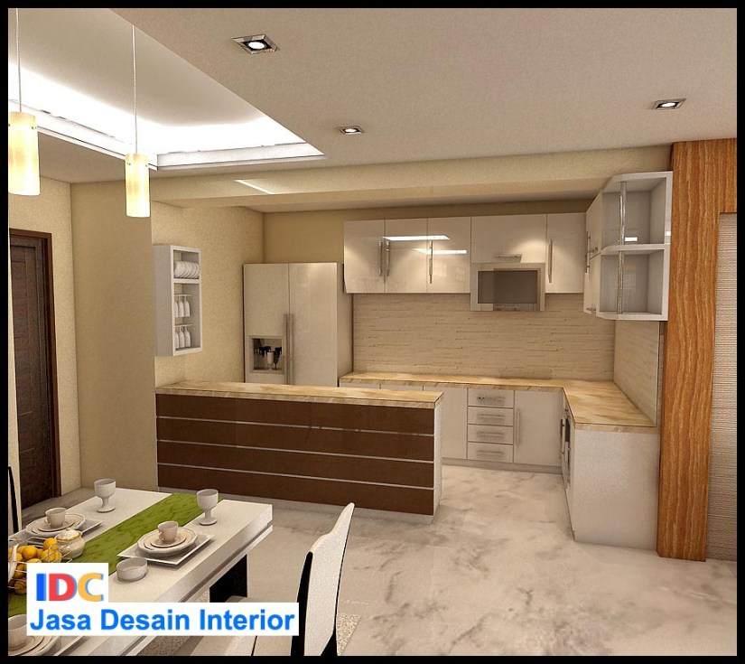 Design Kitchen Set Sederhana