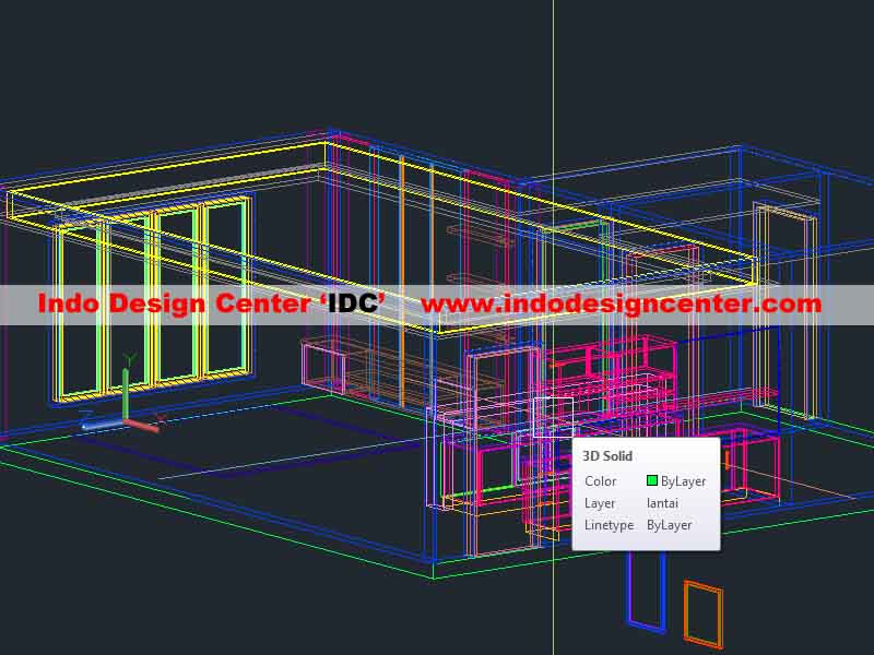 interior AutoCad no 21