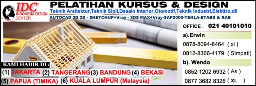 Kursus 3Ds Max Di Yogyakarta