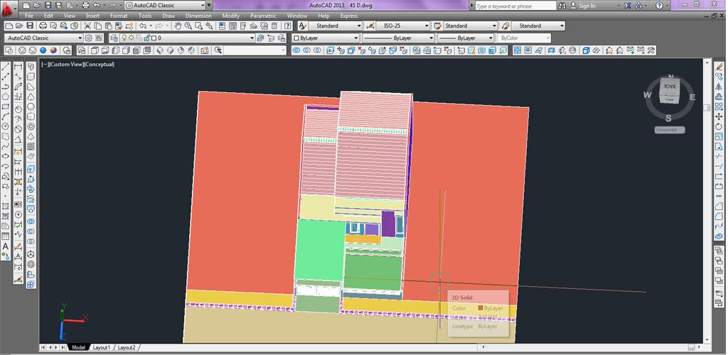 Kursus AUTOCAD 3D Di Bandung Jawa Barat (3)