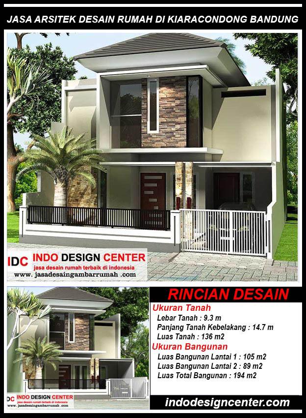 Jasa Arsitek Desain Rumah Di Kiaracondong Bandung