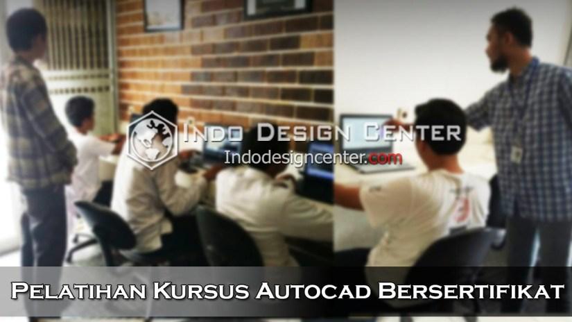 Pelatihan Kursus Autocad Bersertifikat