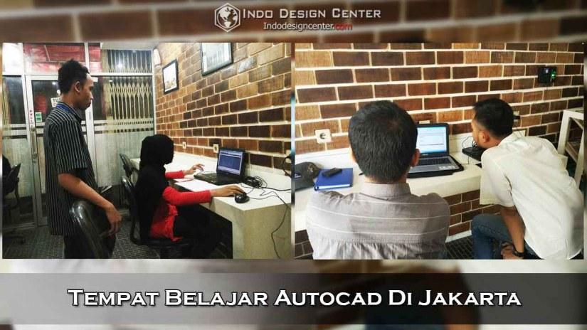 Tempat Belajar Autocad Di Jakarta