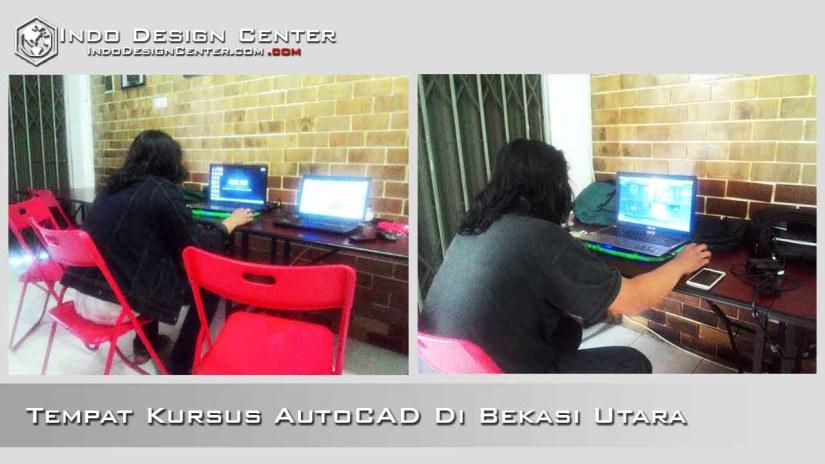 Tempat Kursus AutoCAD Di Bekasi Utara