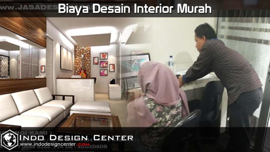 Biaya Desain Interior Murah