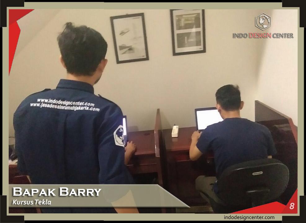 Kursus Tekla Barry Dan Johan Di Tangerang