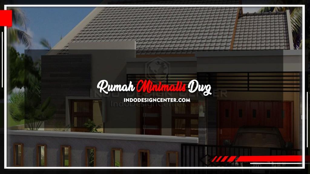 Rumah Minimalis Dwg