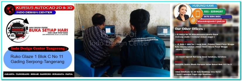 Kursus Drafter di Cicalengka-Tangerang-Jakarta-Bekasi-Bandung-Surabaya