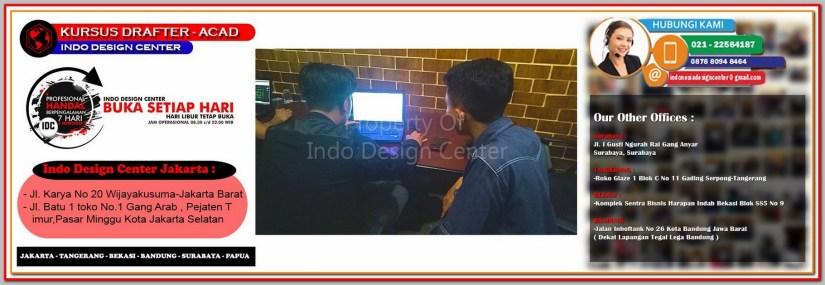 Harga Kursus AutoCAD - 3ds Max - Sketchup Di Jatinegara - Jakarta - Tangerang - Bekasi - Bandung - Surabaya