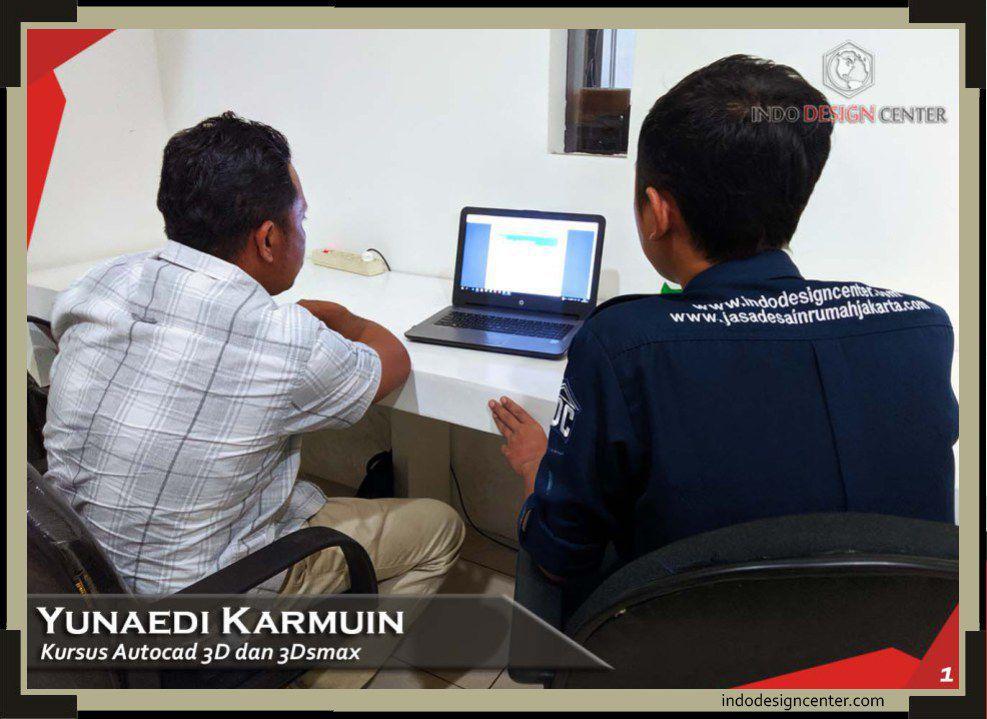 indodesigncenter - Yunaedi Karmuin - 3D & 3Ds Max - 1 - Nurdin - 16 Juli 2019 (2)