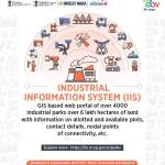 Investment in India over 4000 industrial parks