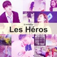 [Mix-Ficlets] Les Héros