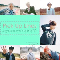 [Ficlet-Mix] PICK UP LINES