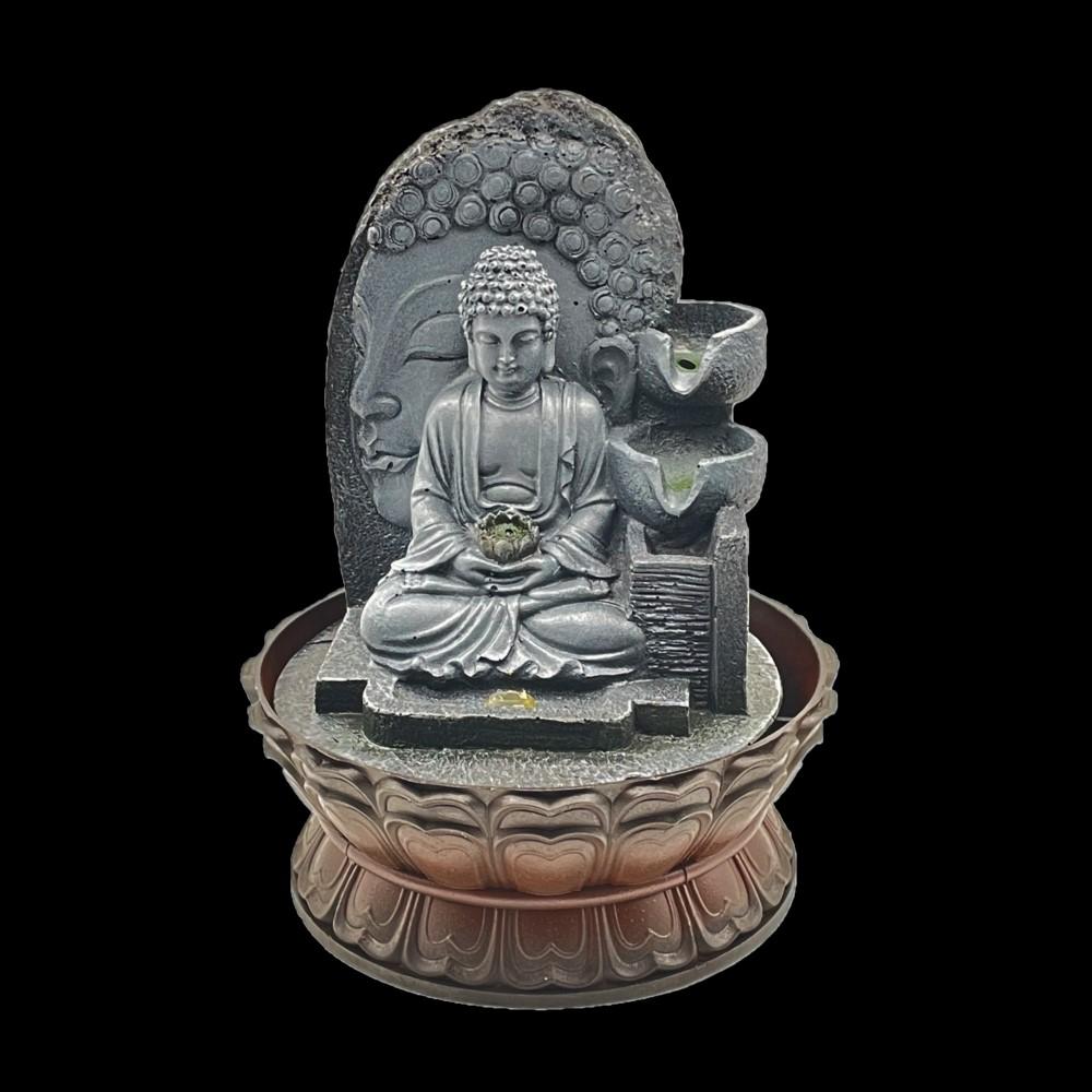 Buddha Meditating Fountain