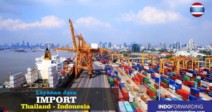 Jasa import barang dari Thailand murah cepat dan aman terpercaya