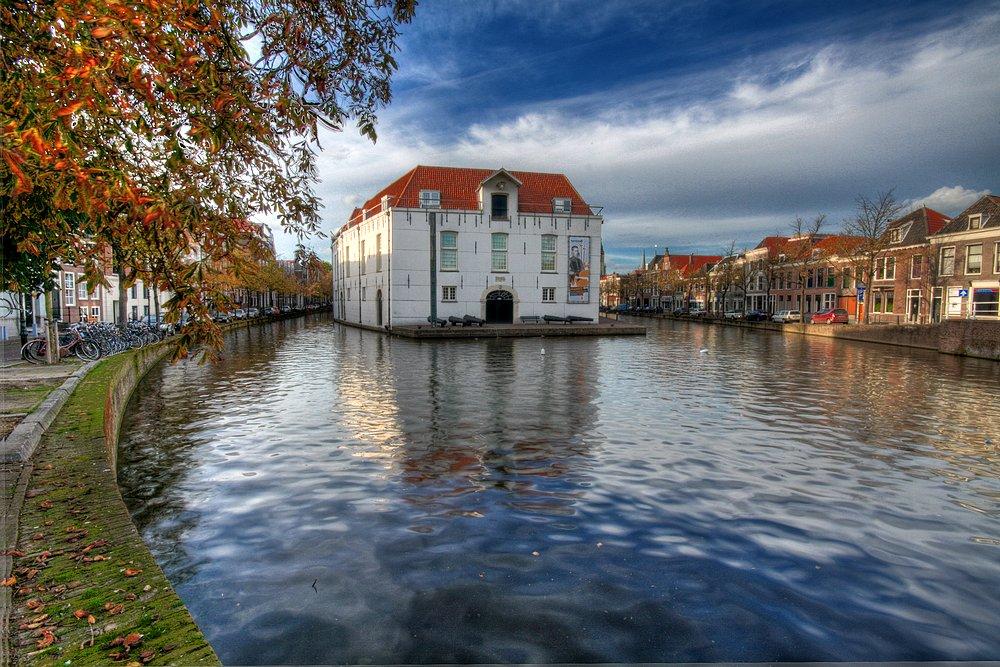 Belanda di musim gugur