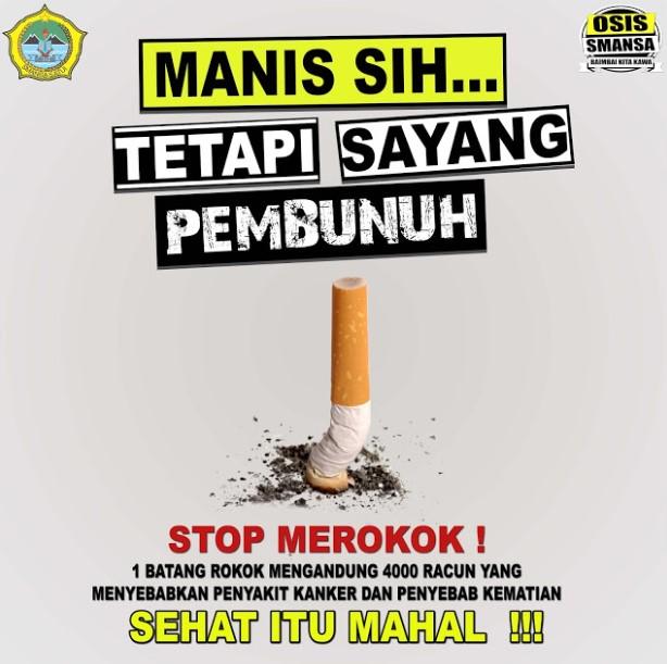 Contoh iklan Iklan Layanan Masyarakat - merokok