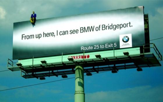 Contoh jenis iklan corporate - BMW