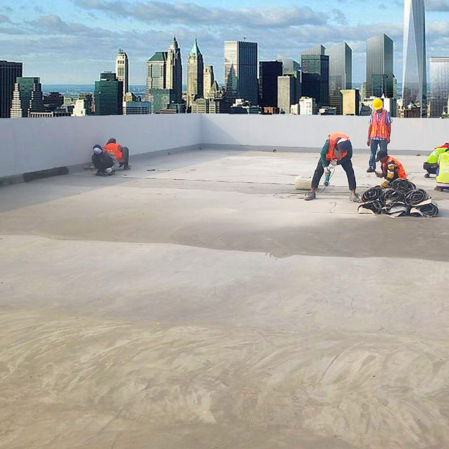 Waterproofing - Services