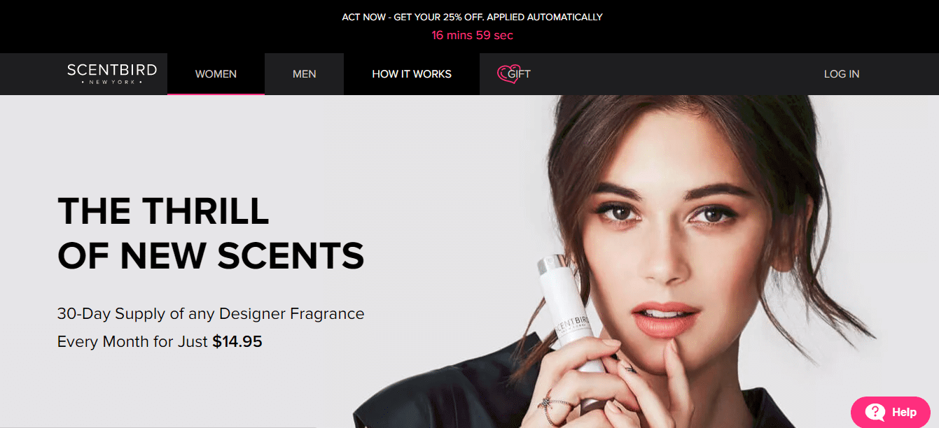 595d95267300ab Scentbird.com Affiliate Program With Amazing Payout (Up To 10% !!!)