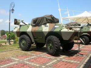 V-150 milik AD Malaysia