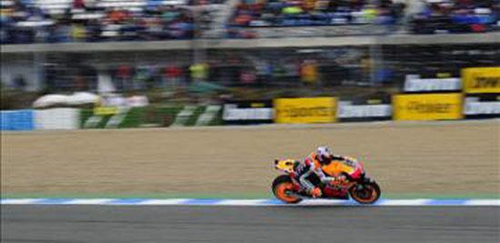 Casey Stoner at MotoGP Jerez