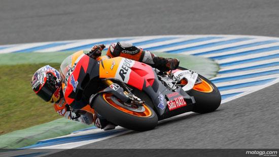 MotoGP Jerez - Casey Stoner