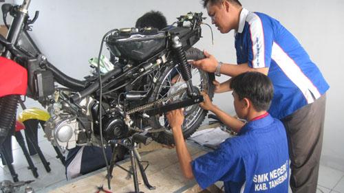 SMKN 5 Mauk Tangerang