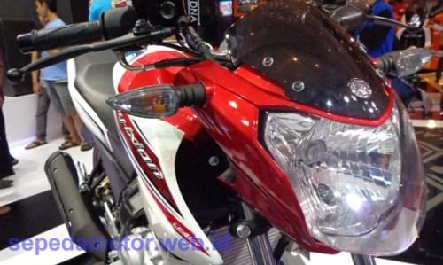 Yamaha New Vixion - JMCS 2012