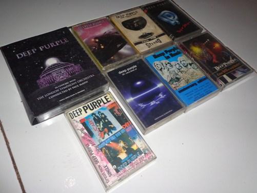 kaset deep purple