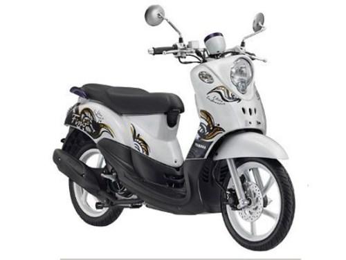 Yamaha Mio Fino Putih Kencana