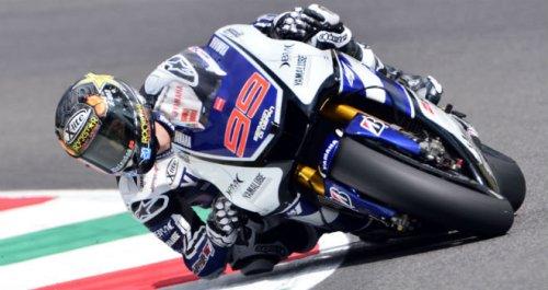 Jorge Lorenzo - MotoGP Mugello