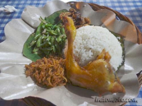 nasi balap puyung lombok