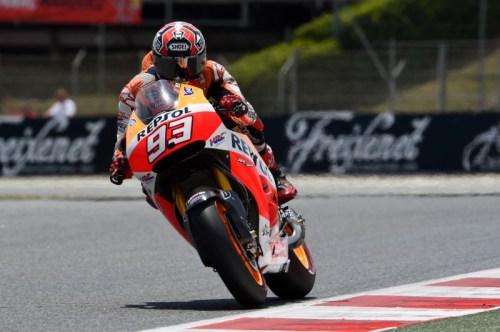Marc Marquez Juara motogp Catalunya