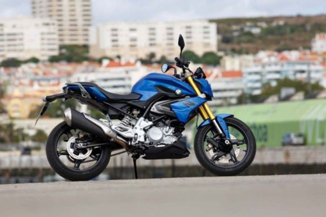 BMW G310R TVS Indonesia