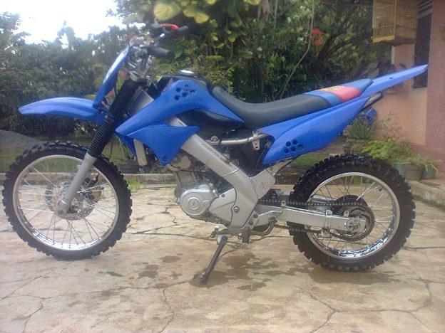 Modifikasi Yamaha Vixion Menjadi Trail Klx