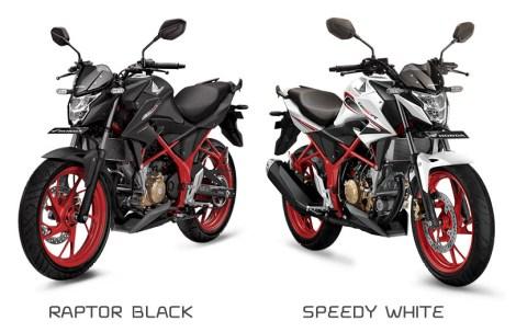 Pilihan Warna CB150R Special Edition