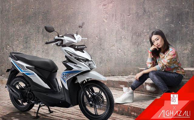 Harga Honda Beat Terbaru 2017