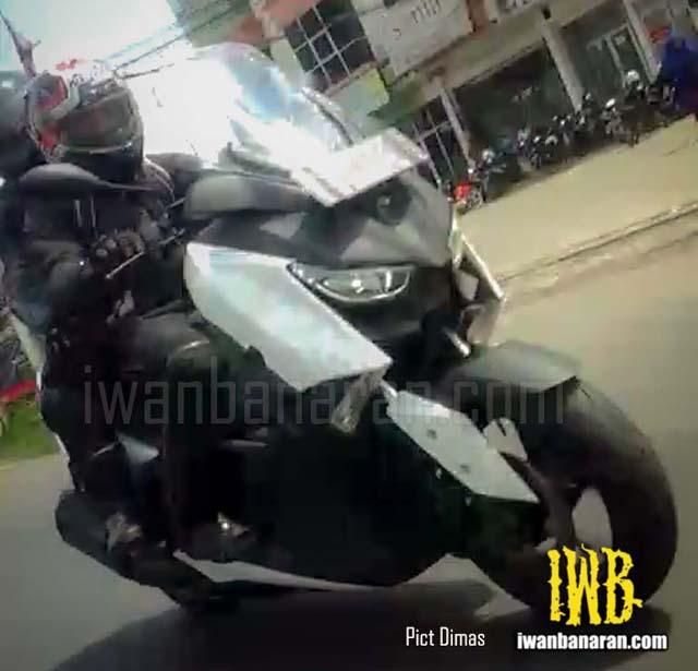 Spyshot Yamaha XMAX 250 Indonesia